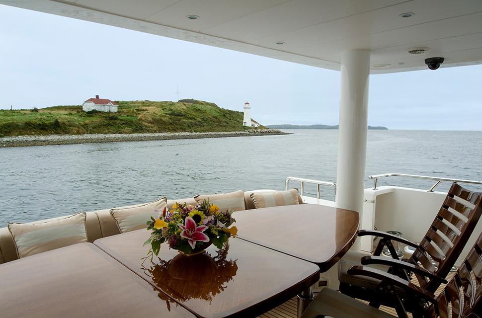 Luxury Yacht Charter: 114' Hargrave 2009 | BRANDI WINE - photo 4