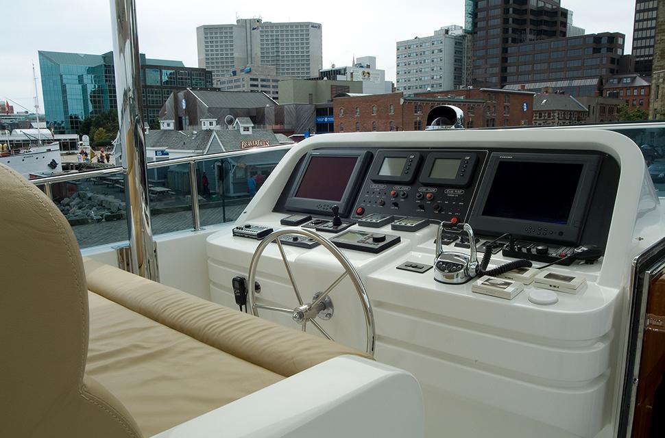 Luxury Yacht Charter: 114' Hargrave 2009 | BRANDI WINE - photo 5